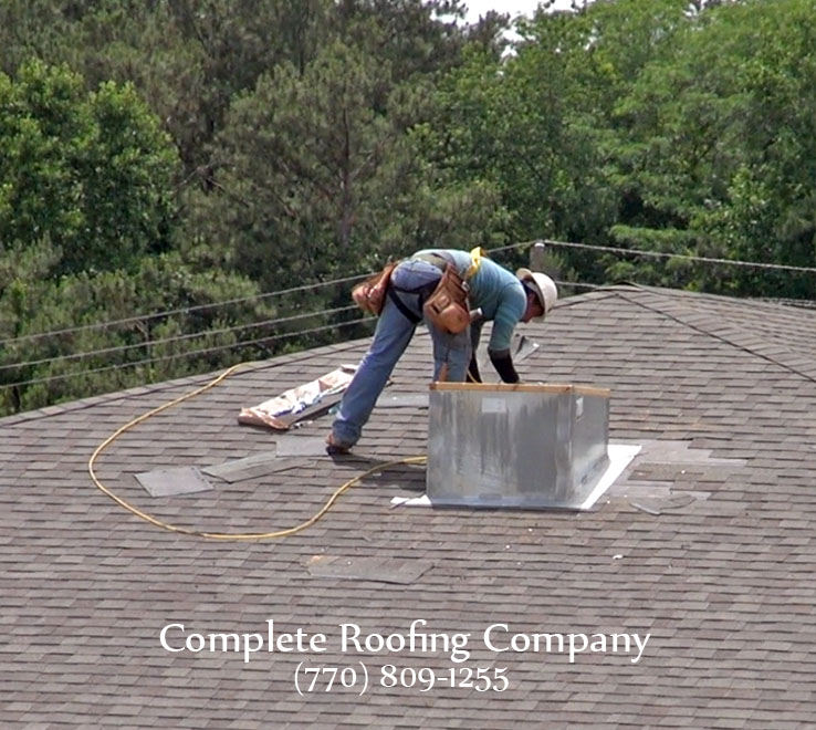 Roofing Company Cumming Ga New Roof Commercial Metal