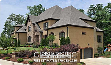 new roof alpharetta ga