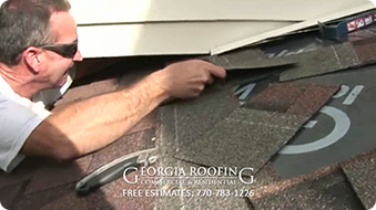 professional roofers dawsonville georgia